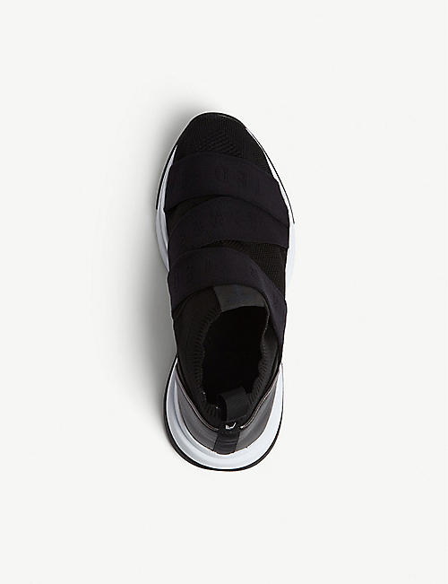 TED BAKER Adriha elasticated running trainers