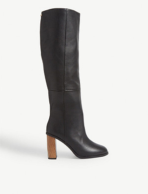 TED BAKER Dolarel high-leg boots