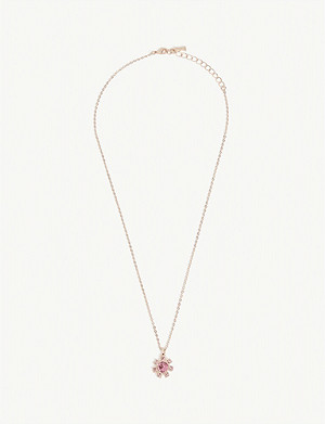 TED BAKER Cessala crystal necklace