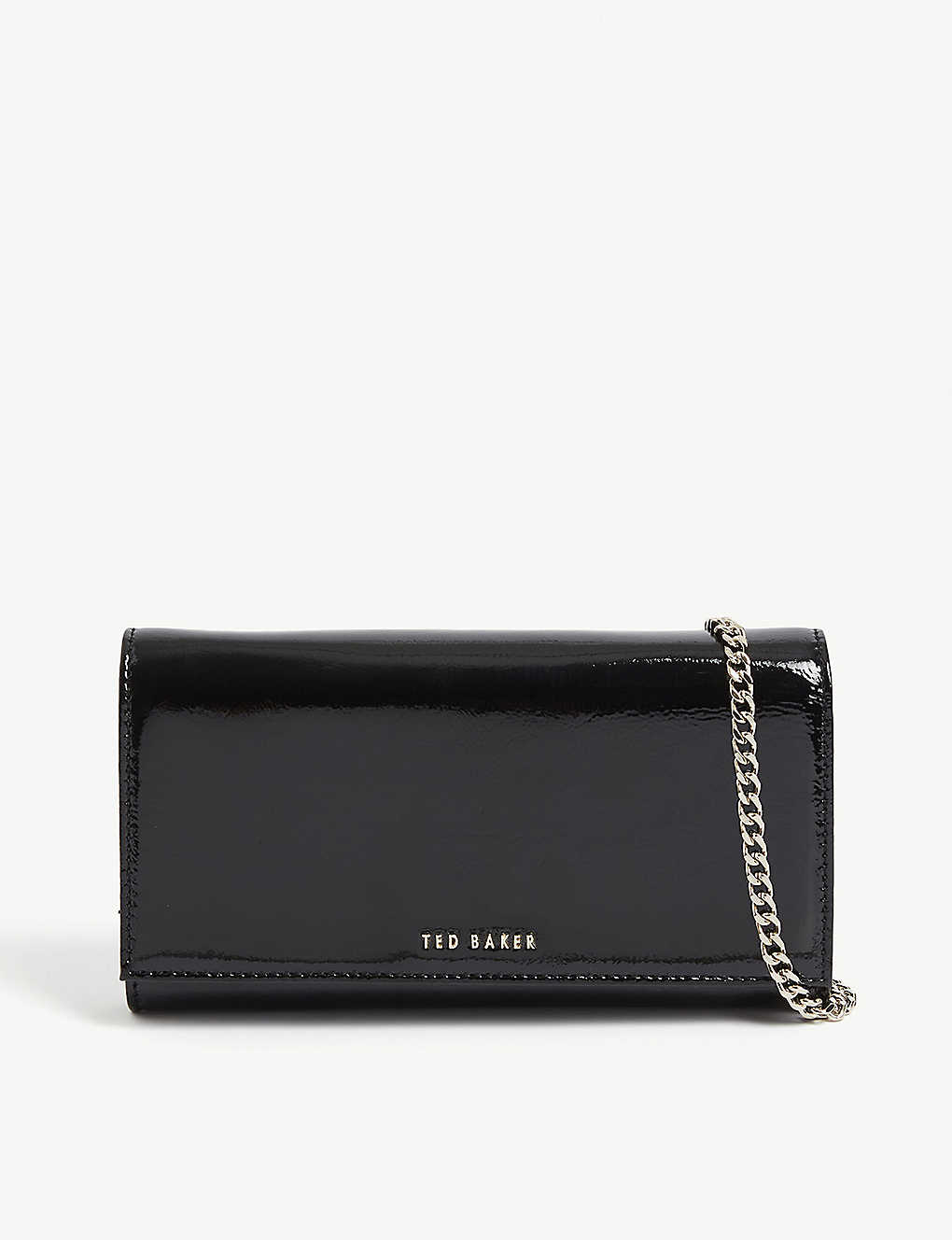 ted baker patent bag