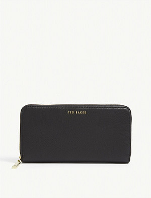 TED BAKER Fayrie zipped matinee purse