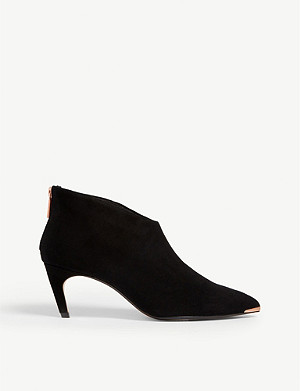 8855a7b15 TED BAKER - Qatena suede ankle boots