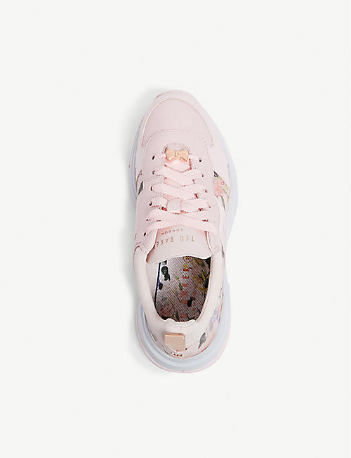 d1c9e9e4ac7a TED BAKER Chunky sole trainers