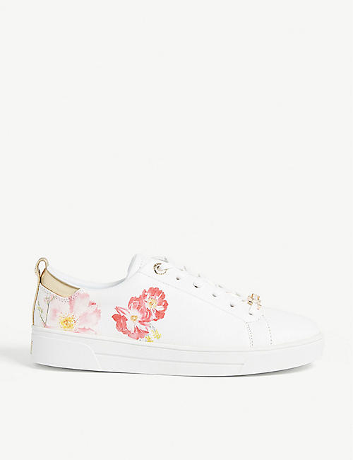 TED BAKER Modelle woven trainers
