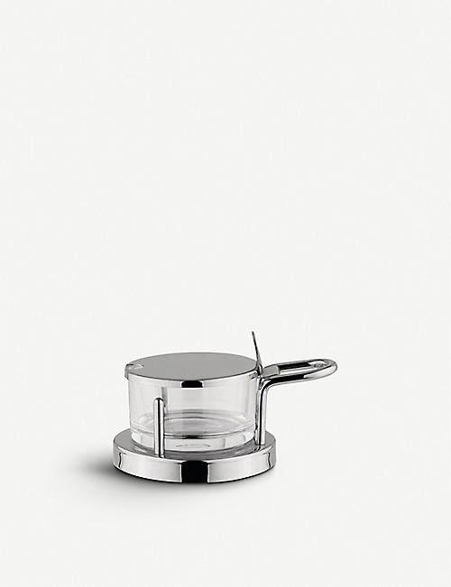 ALESSI: Parmesan grater with cheese cellar