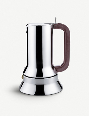 ALESSI Three-cup espresso coffee maker