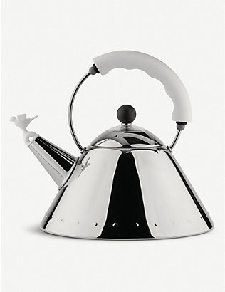 ALESSI: Stainless steel kettle 1.5l