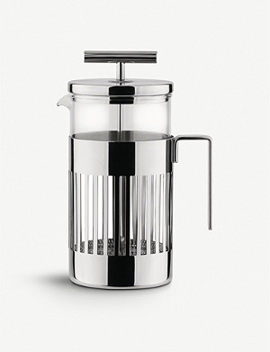 ALESSI Three-cup press filter coffee maker 240ml