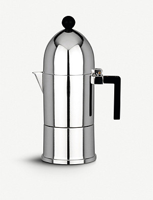 ALESSI La Cupola three-cup espresso coffee maker