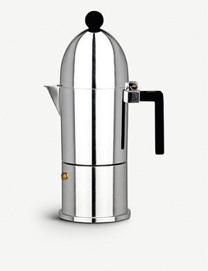 ALESSI La Cupola six-cup espresso coffee maker