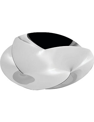 ALESSI: Resonance stainless steel fruit holder