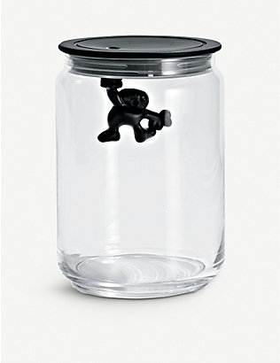 ALESSI: Gianni 90cl glass container
