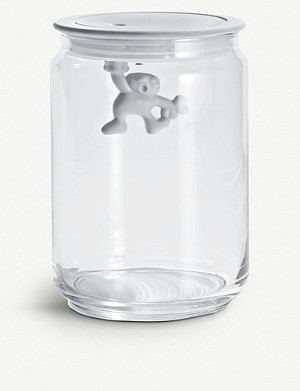ALESSI Gianni 90cl glass container