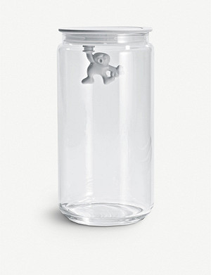 ALESSI Gianni 140cl glass container