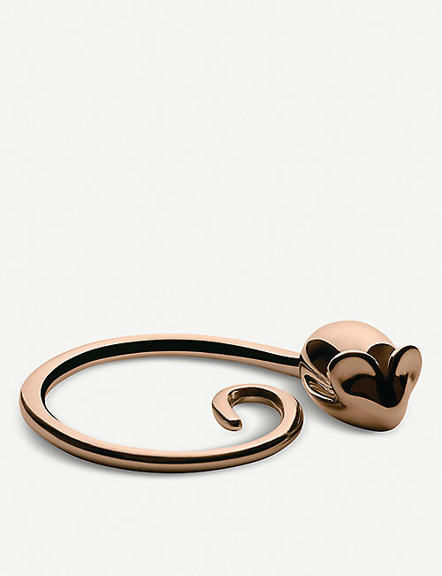 ALESSI: Pip key ring