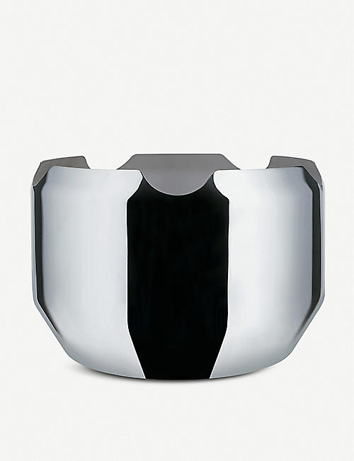 ALESSI: Noè stainless steel wine cooler 20cm