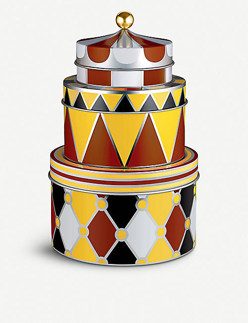 ALESSI: Circus set of three all-purpose boxes