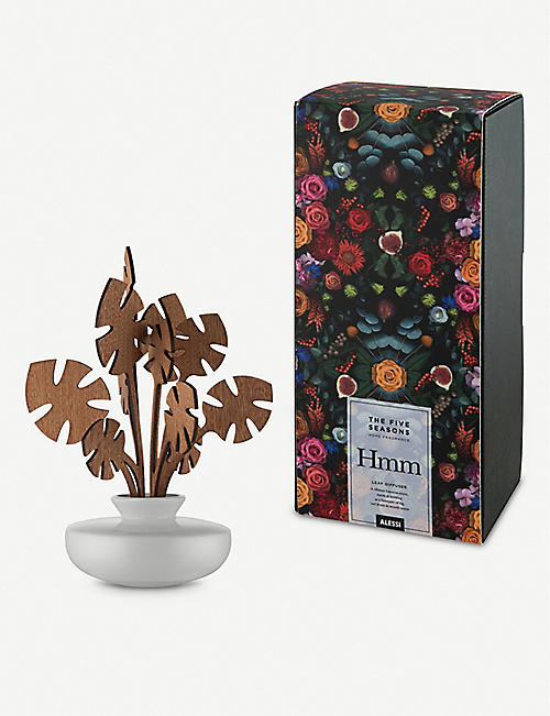 ALESSI: Five Seasons Hmm leaf diffuser 150ml