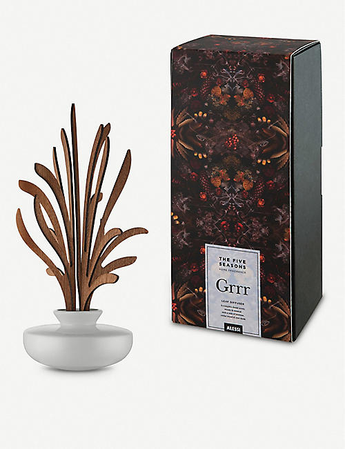 ALESSI: Five Seasons Grrr leaf diffuser 150ml