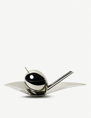 ALESSI PW01 stainless steel olive oil taster