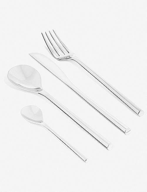 ALESSI: MU stainless steel cutlery set