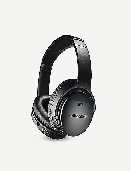BOSE: QC35 II Wireless Over-Ear Headphones
