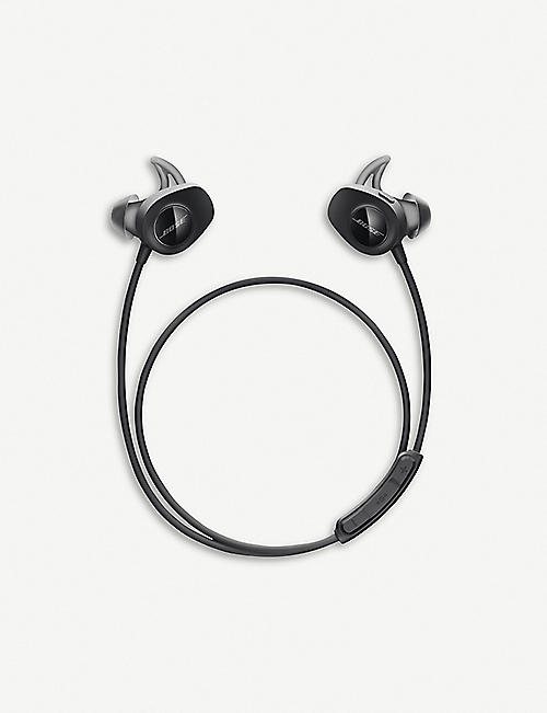 BOSE Soundsport wireless in-ear headphones
