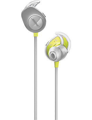BOSE: SoundSport wireless in-ear headphones