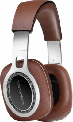 BOWERS & WILKINS P9 Brown signature over-ear headphones