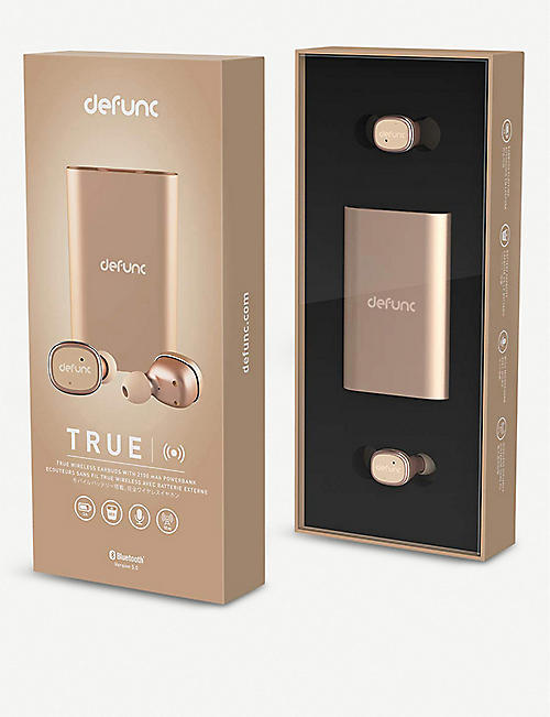 DEFUNC TRUE Wireless Headphones