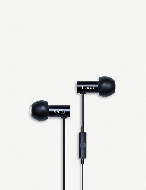 FINAL AUDIO DESIGN E2000C In-Ear Headphones