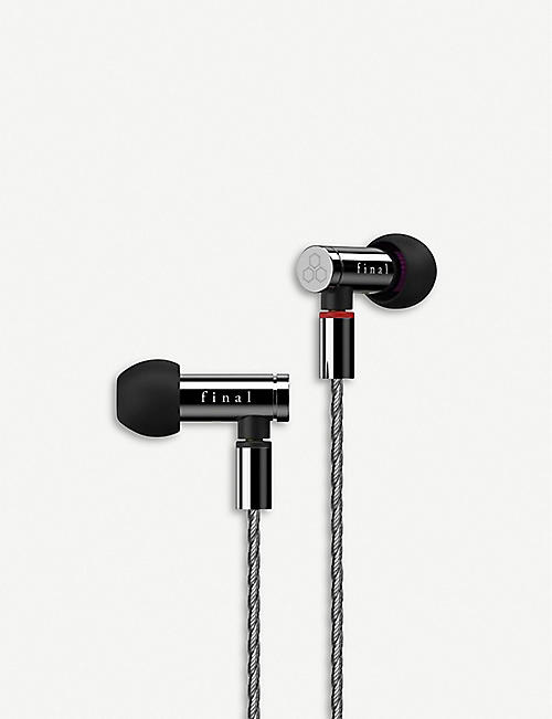 FINAL AUDIO DESIGN E5000 In-Ear Headphones