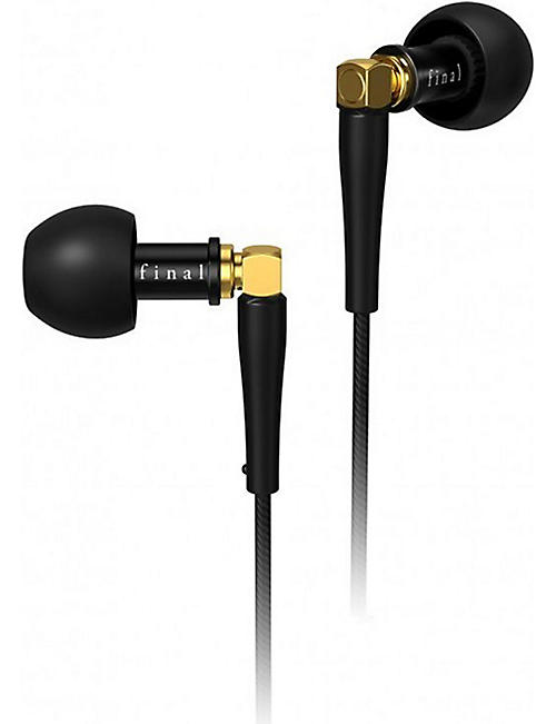 FINAL AUDIO DESIGN: Final F4100 In-ear Headphones