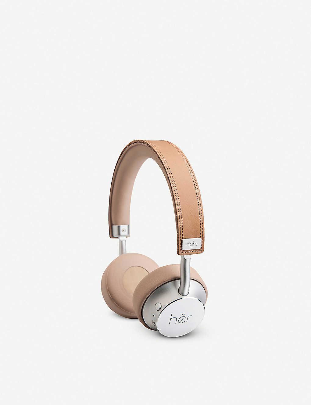 HF8 On-Ear Bluetooth Stereo headphones