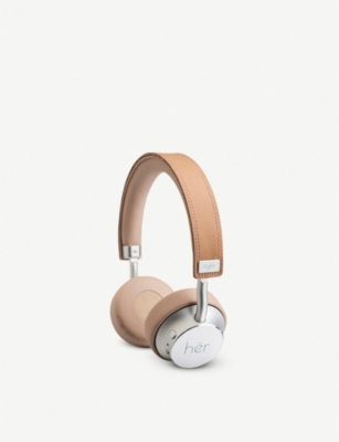 HER HF8 On-Ear Bluetooth Stereo headphones
