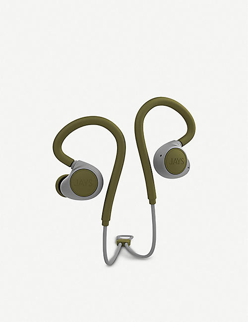 JAYS: m-Six Wireless In-Ear Headphones