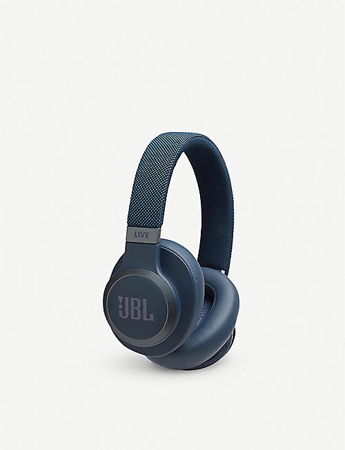 JBL LIVE 650BTNC Wireless Over-Ear Headphones
