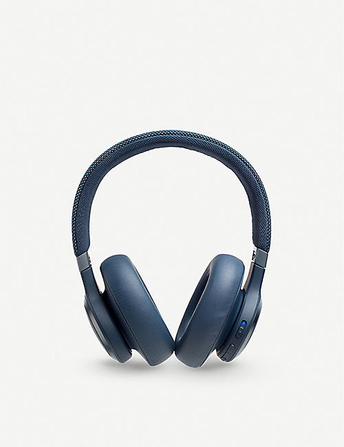 JBL: LIVE 650BTNC Wireless Over-Ear Headphones