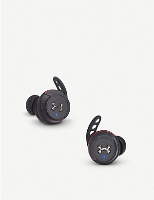 JBL: Under Armour True Wireless Flash wireless headphones