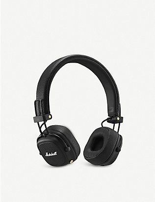 MARSHALL: Major III On-Ear Bluetooth Headphones