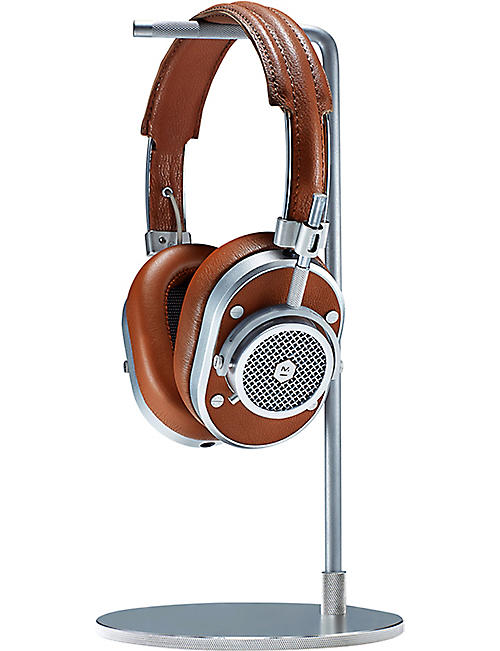 MASTER AND DYNAMIC Steel headphone stand