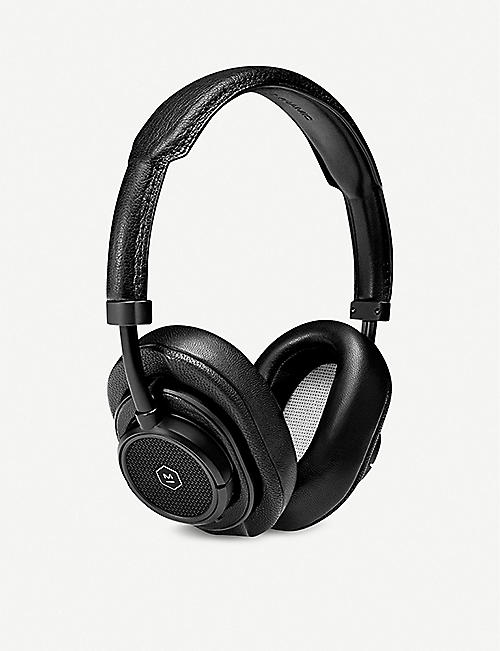 MASTER AND DYNAMIC MW50+ 2-In-1 On-Ear + Over-Ear Wireless Headphones