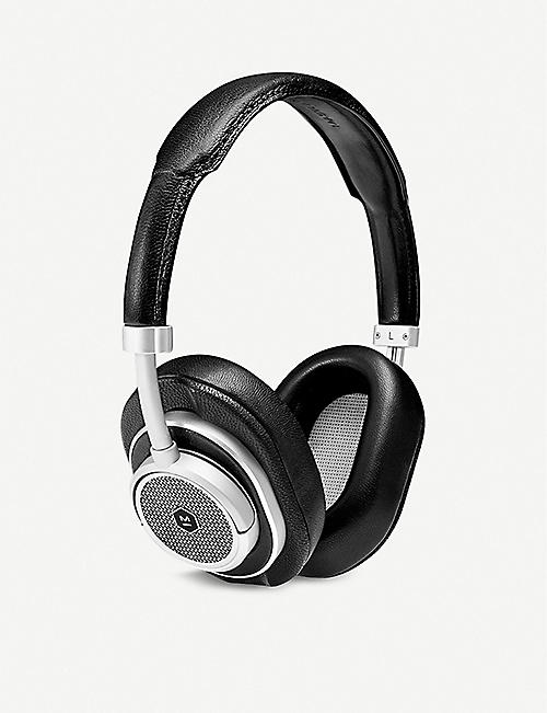 MASTER AND DYNAMIC: MW50+ 2-In-1 On-Ear + Over-Ear Wireless Headphones