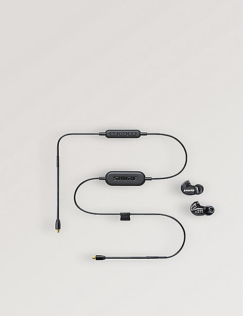 SHURE SE215 wireless in-ear headphones