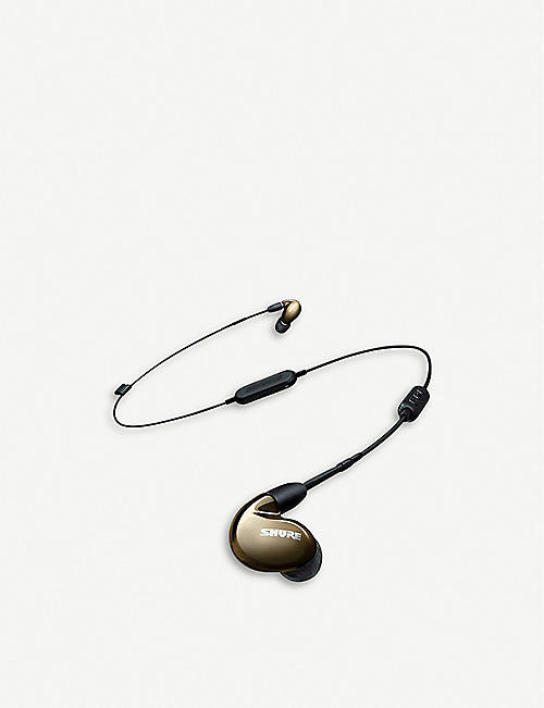 SHURE SE846 Sound Isolating in-ear headphones