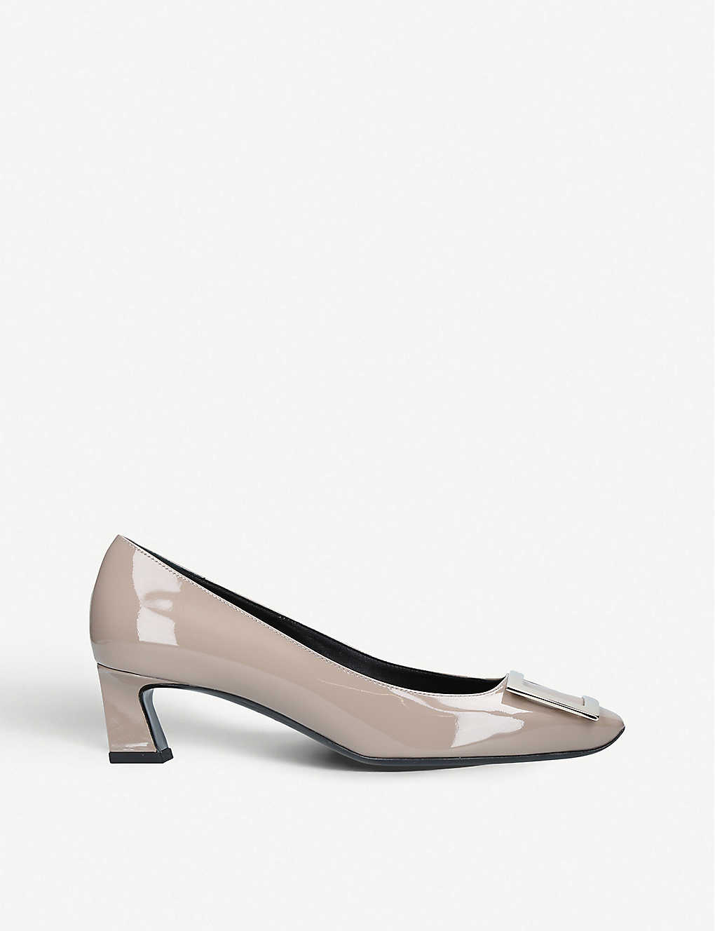 Trompette patent leather courts(5454214)