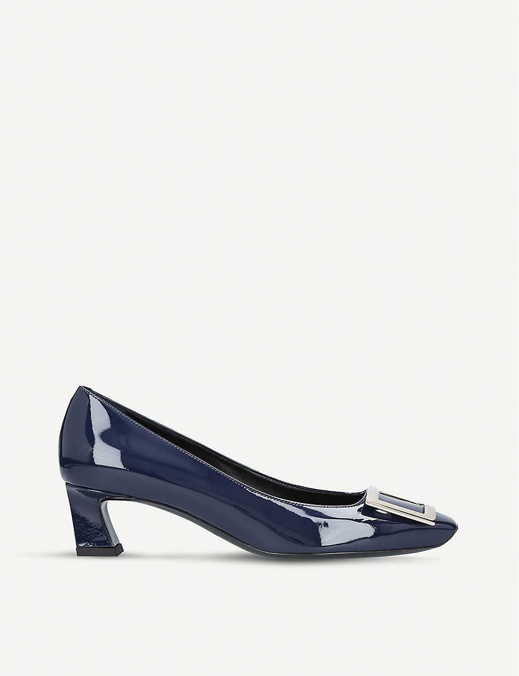 Trompette patent leather courts(6311682)