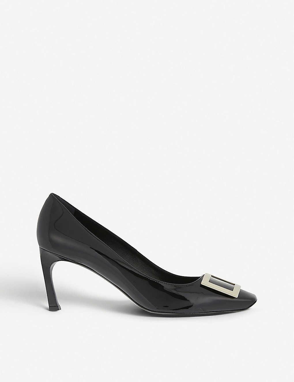 Belle Vivier patent leather courts(3949911)