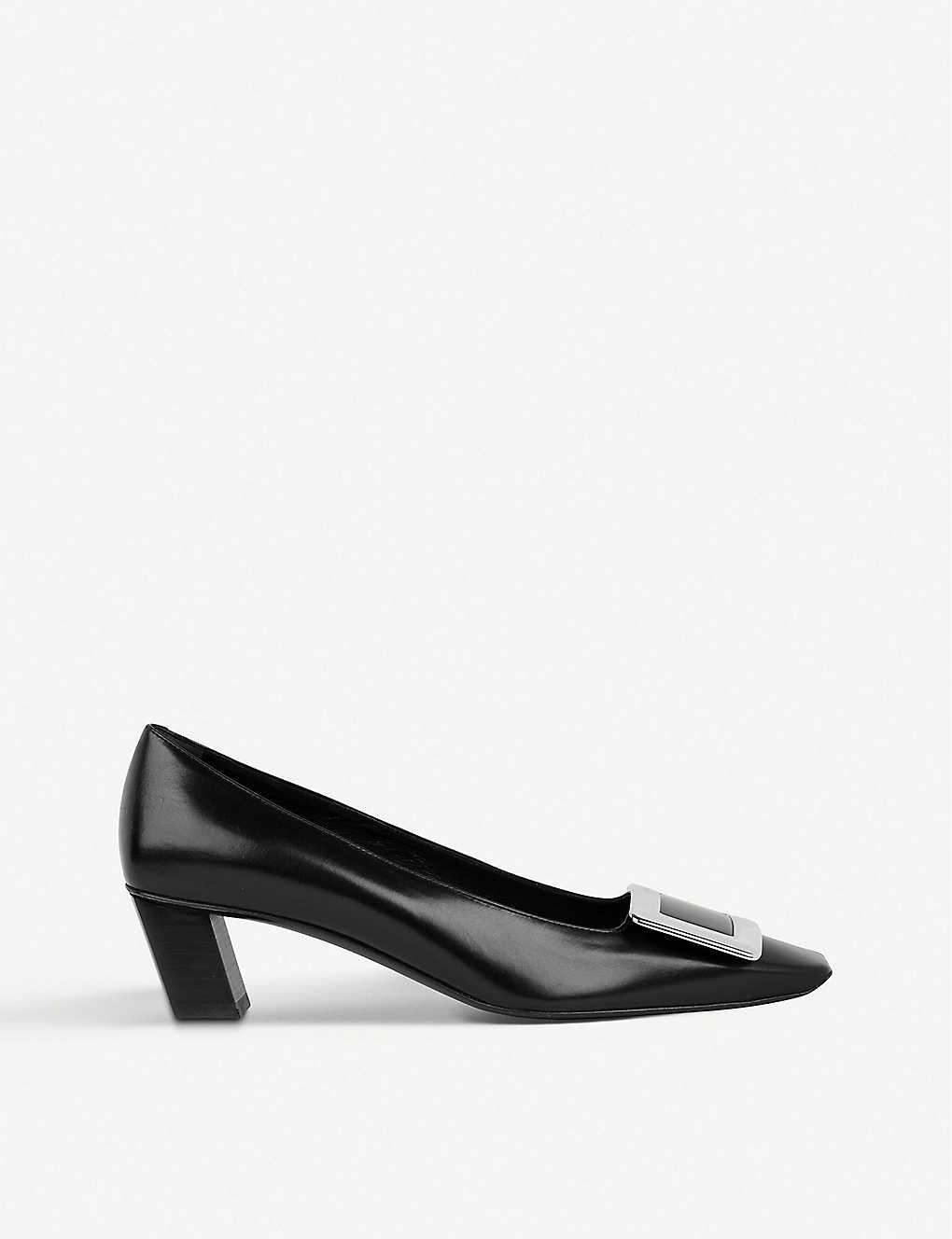 Belle Vivier patent-leather courts(2776944)
