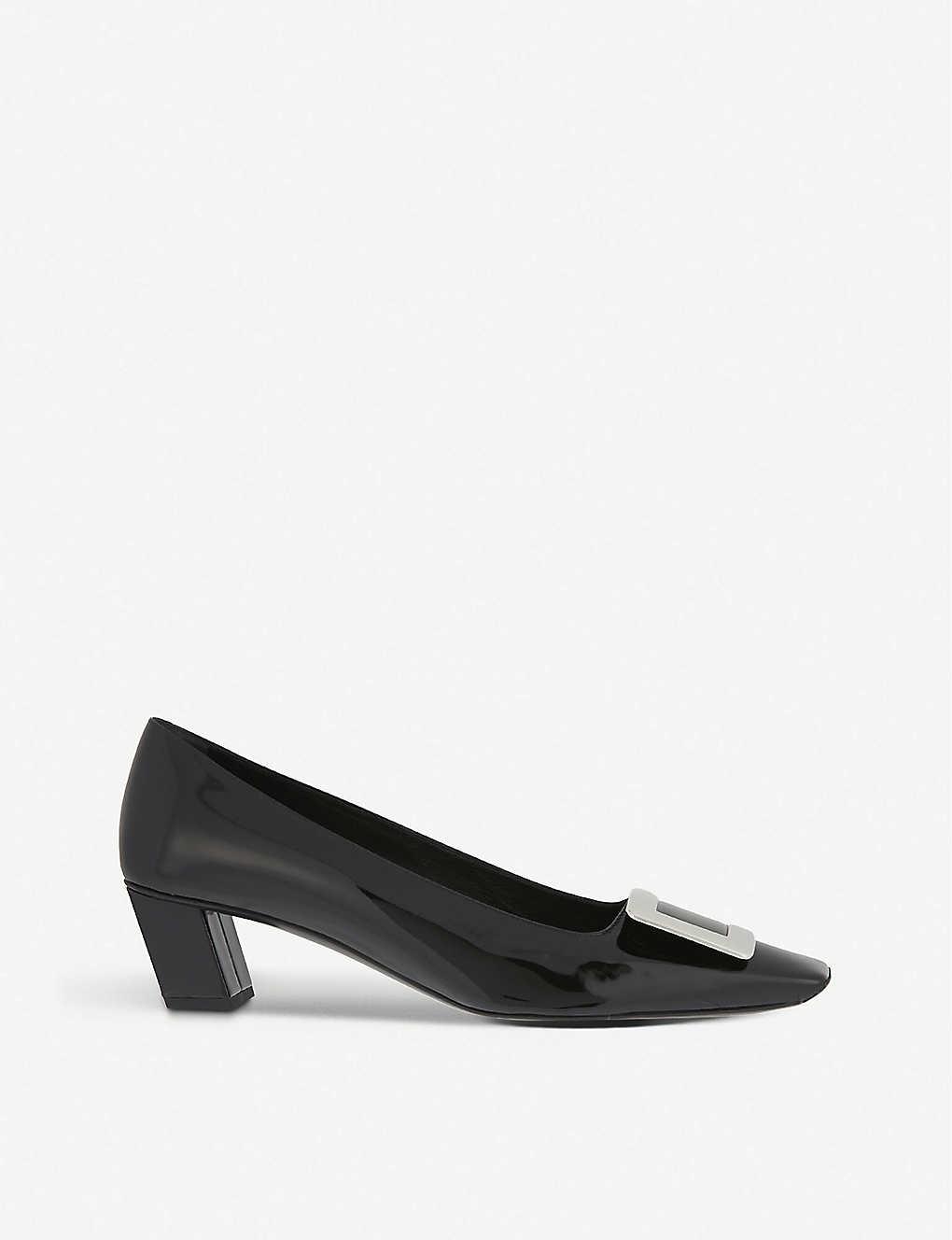Belle Vivier patent-leather courts(2772164)